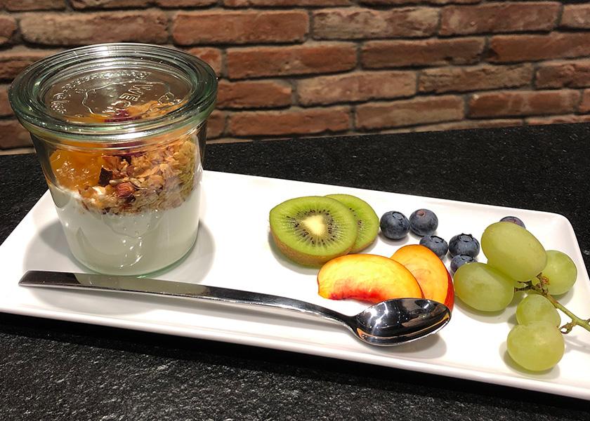 Frühstück Bäckerei & Café Stehle