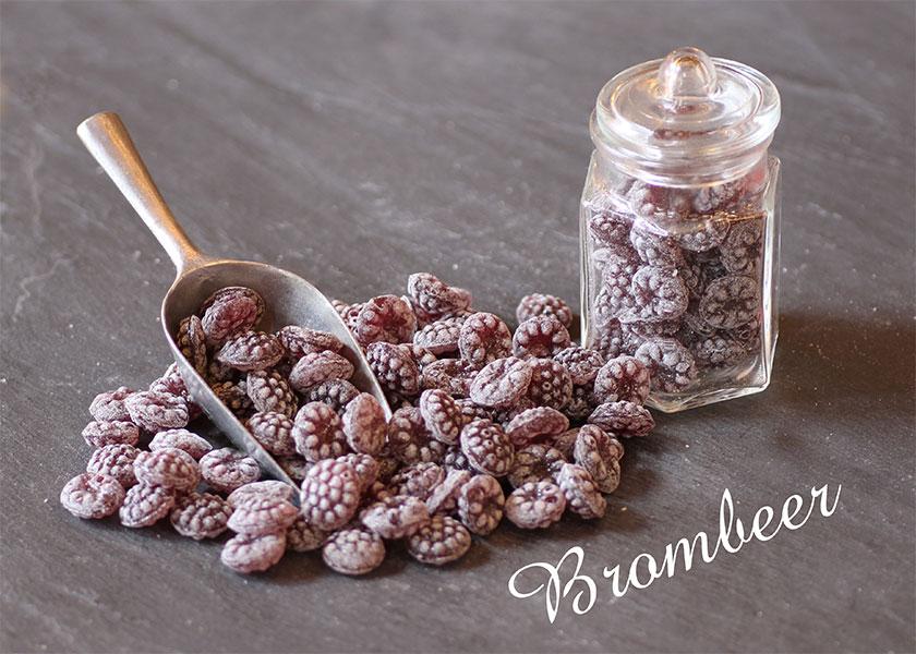 Bonbon Brombeere