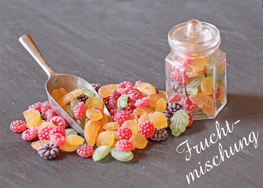 Bonbons Fruchtmischung