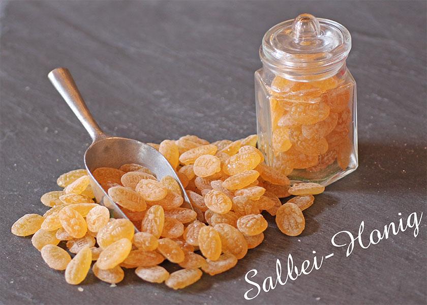 Bonbon Salbei-Honig