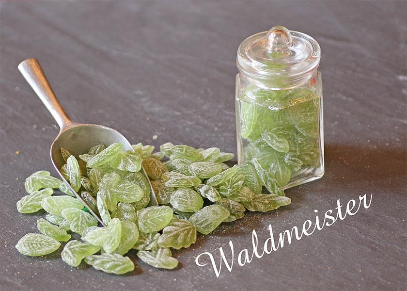 Bonbon Waldmeister