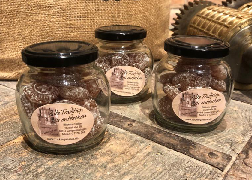 Bonbons Alpenkräuter