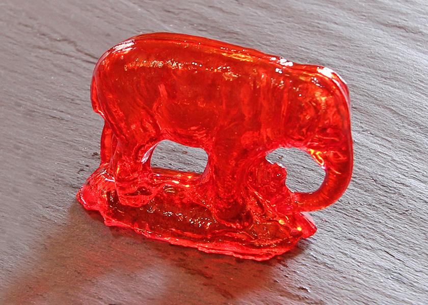 Zuckerfigur - Elefant