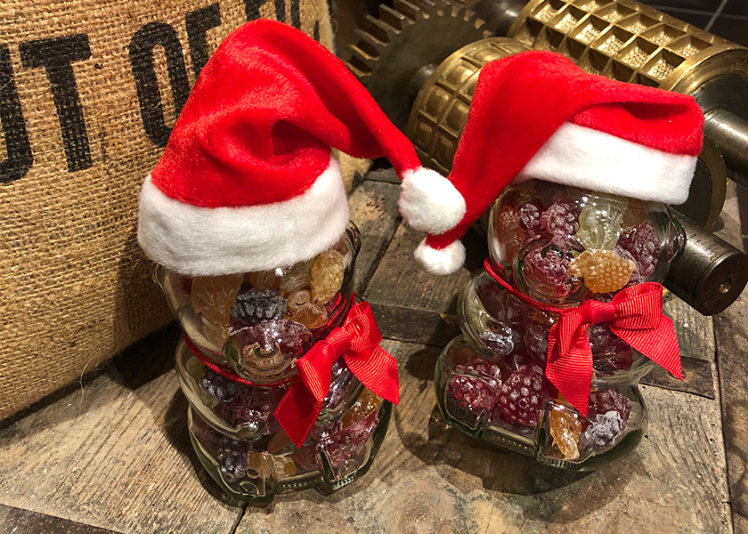 Geschenkideen mit Bonbons